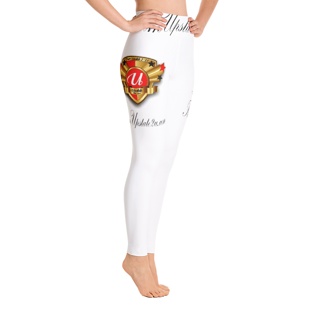 FromUpstate2u Logo Yoga Pants ⋆ From Upstate 2 U